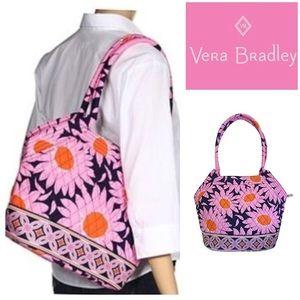 ADORABLE!  Vera Bradley Angie Tote in *Loves Me*